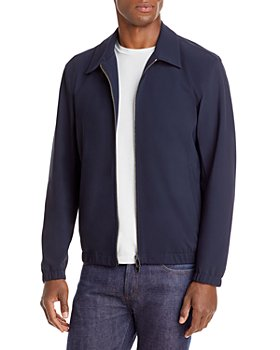 Theory - Brody Precision Ponte Zip Front Jacket