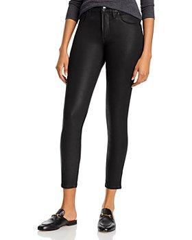 Good American - Good Legs Coated Jeans in Black383