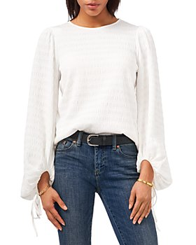 VINCE CAMUTO - Smocked Top