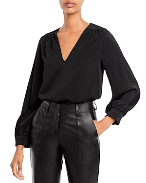 Puff Sleeve Blouse (48% off)