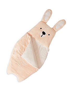 Wonder & Wise by Asweets - Camp Out Bunny Sleeping Bag - Ages 3+