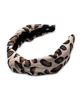 Lele Sadoughi - Corduroy Headband