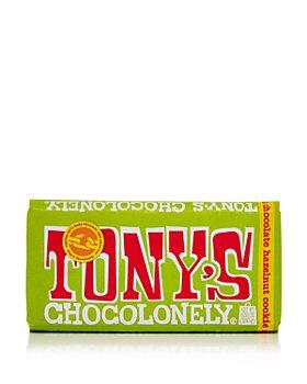 Tony's Chocolonely - Milk Chocolate Hazelnut Cookie Bar