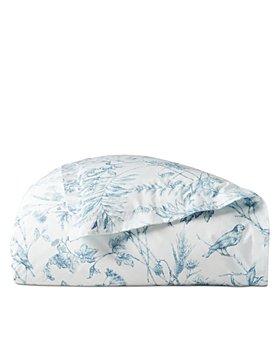 Ralph Lauren - Genevieve Floral Sateen Duvet Cover, King