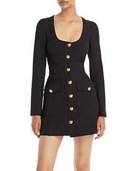 A.L.C. - Ivy Button Front Dress