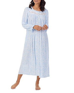 Ballet Printed Nightgown
