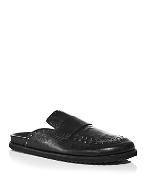 Women's Evie Slip-On Leather Mules