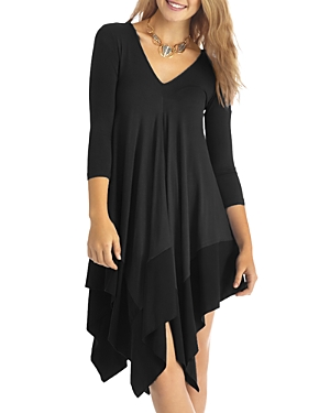 A Line Knit Dress (44% off)