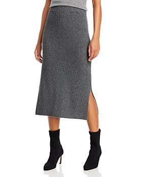 BOSS - Fadelina Knit Midi Skirt