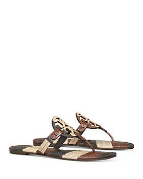 Tory Burch - Women's Miller Slip On Slide Sandals