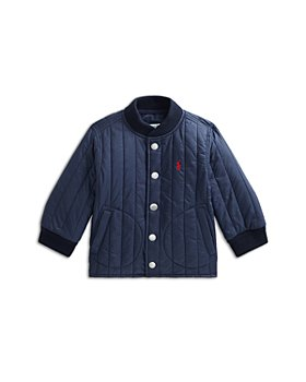 Ralph Lauren - Boys' Quilted Water Repellent Baseball Jacket - Baby