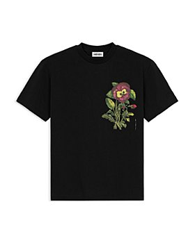 Kenzo - Floral Graphic Tee