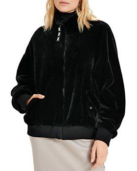 UGG® - Laken Faux Fur Jacket