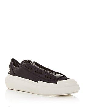Y-3 - Men's Ajatu Court Low Top Sneakers