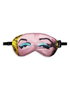 Galison - Andy Warhol Marilyn Eye Mask