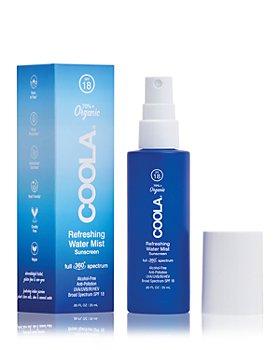 Coola - Full Spectrum 360° Refreshing Water Mist Organic Face Sunscreen SPF 18 0.85 oz.