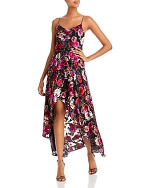 Christina High Low Dress