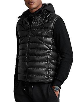 Polo Ralph Lauren - Packable Water Repellent Quilted Down Vest