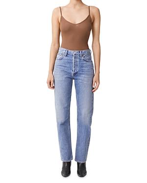 Agolde '90s Pinch Waist Wide Leg Jeans in Endless