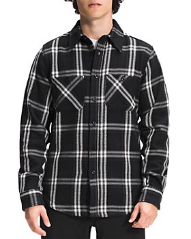 The North Face® - Organic Cotton Twill Flannel Plaid Regular Fit Button Down Shirt