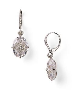 Nadri Pave Drop Earrings Bloomingdale S 0