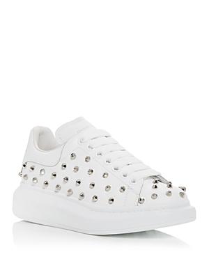 Alexander McQUEEN Women's Oversized Studded Low Top Sneakers