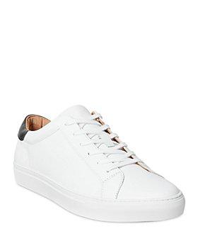 Polo Ralph Lauren - Men's Lace Up Sneakers