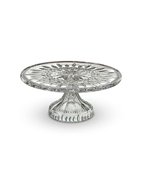 Waterford - Lismore Footed Cake Plate