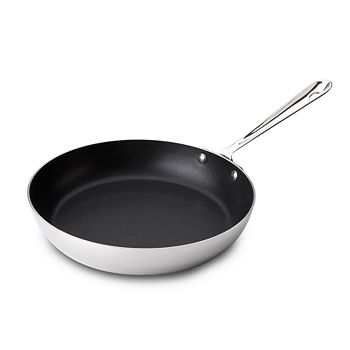 """All-Clad - Stainless Steel Nonstick 11"""" French Skillet"""