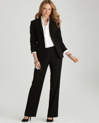 262bf3b0 Calvin Klein One-Button Blazer & more | Bloomingdale's