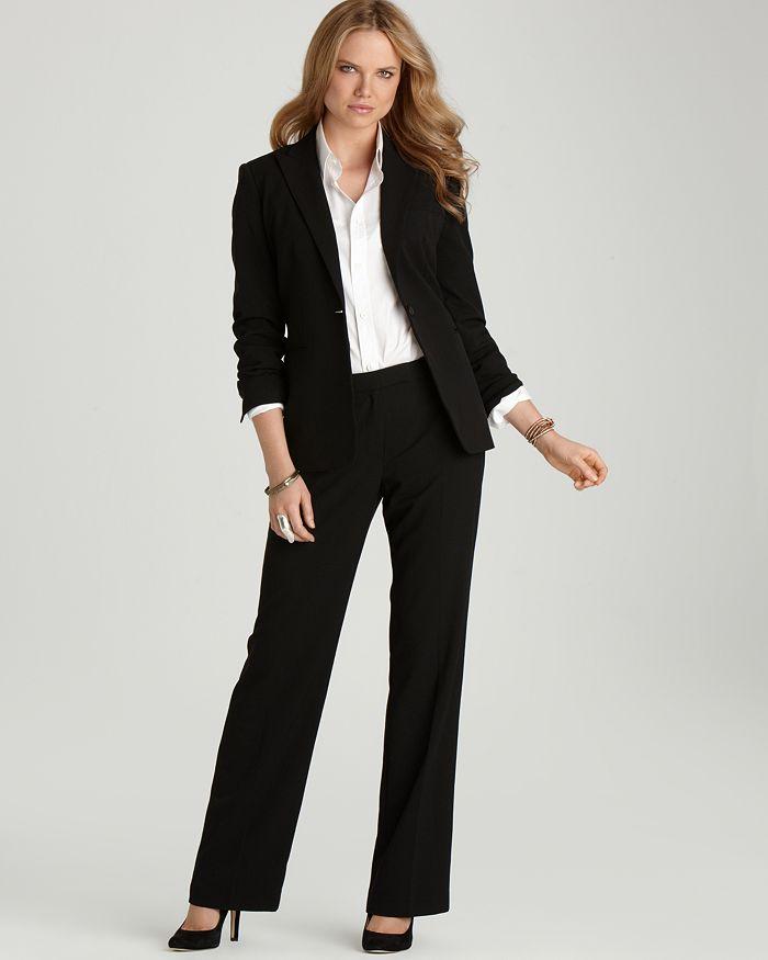 Calvin Klein - One-Button Blazer & more