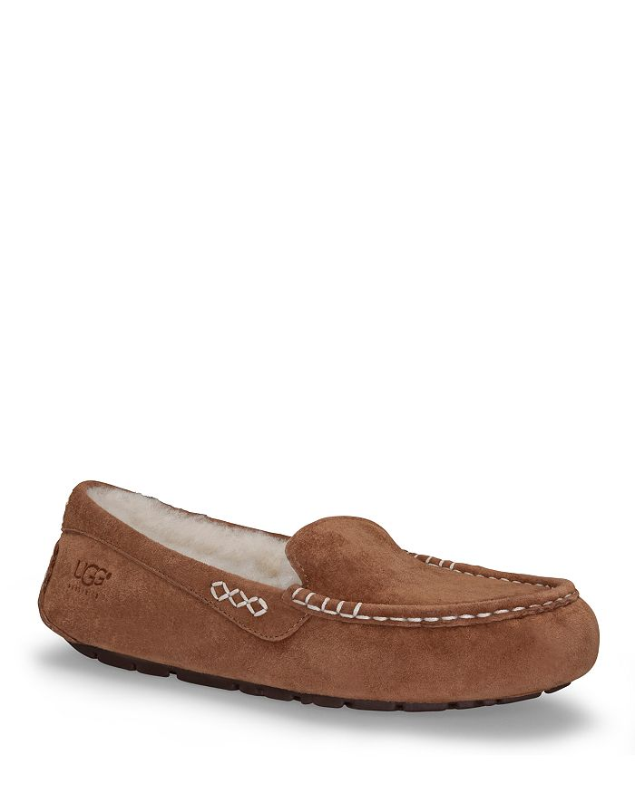 UGG® - Women's Ansley Shearling Slippers