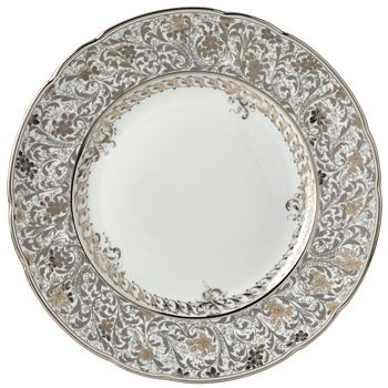 Bernardaud - Eden Platinum Salad Plate