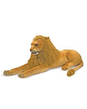Melissa & Doug Plush Lion - Ages 3+