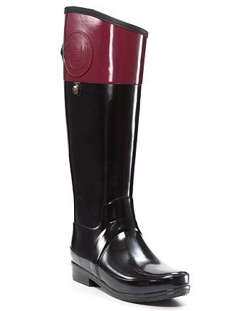 save off ddf86 a0be1 Hunter Regent Carlyle Rain Boots | Bloomingdale's