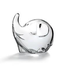 Baccarat - Minimals Elephant Figurine