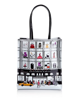 Bloomingdale's - Small Store Front Tote  - 100% Exclusive