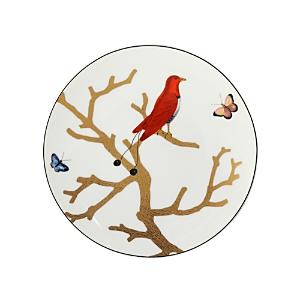 Bernardaud Aux Oiseaux Coupe Salad Plate