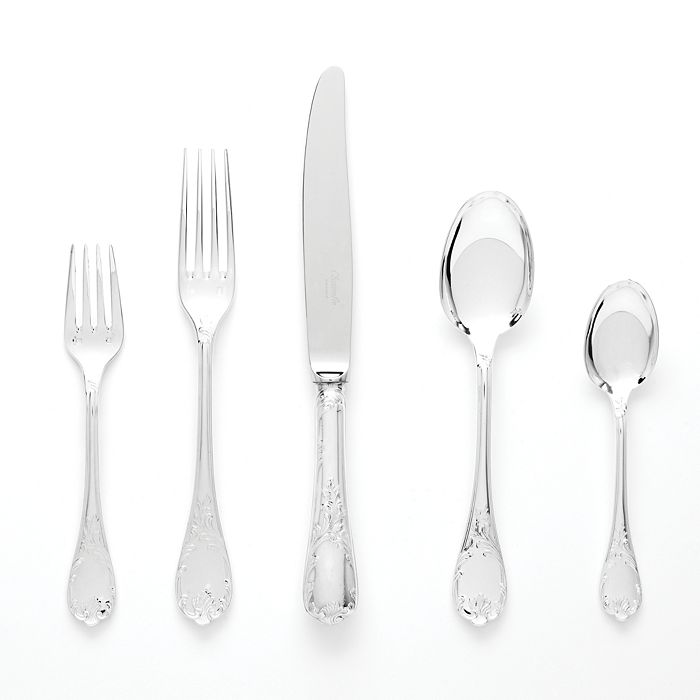 Christofle Marly Flatware Sterling Silver Bloomingdale S