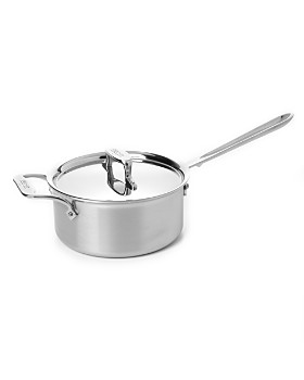 All-Clad - Brushed d5 Saucepans