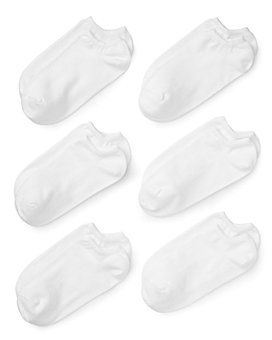 HUE - Liner Socks, Set of 6