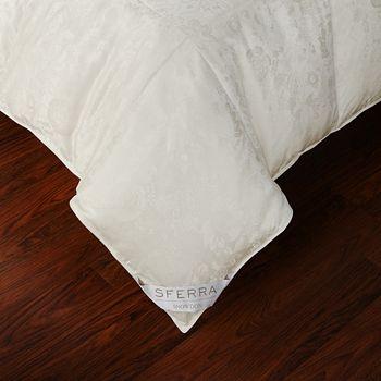 SFERRA - Snowdon Heavy Down Comforter, King