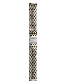 MICHELE Deco Two-Tone Watch Bracelet, 16mm - Bloomingdale's_0