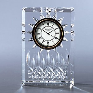 Waterford Lismore Small Clock