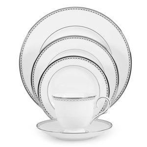 Lenox Pearl Platinum Bread & Butter Plate