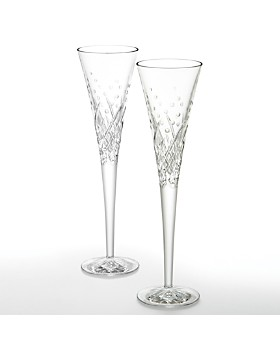 Waterford - Happy Celebrations Flute, Set of 2
