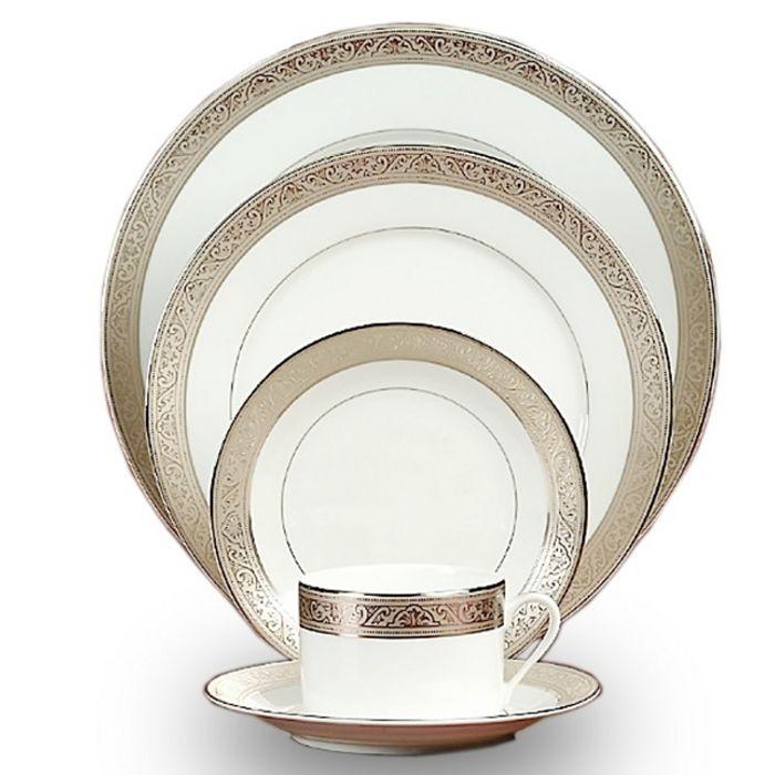 Philippe Deshoulieres - Trianon Platinum Open Vegetable Dish