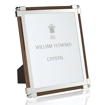 "William Yeoward Crystal - Classic Clear Frame, 8"" x 10"""