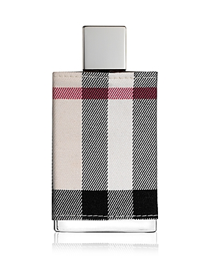 Burberry London for Women is an elegant and sophisticated floral fragrance. Feminine top notes of rose and honeysuckle evoke an English garden on a bright spring morning, the crispness of the air suggested by a zest of clementine. Delicate, sensual heart notes of tiare flower, jasmine and peony are underscored by a dry-down of sandalwood, veil of musk and patchouli.