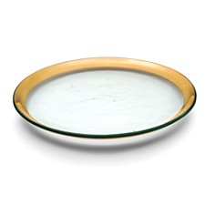 Annieglass Roman Antique Buffet Plate - Bloomingdale's Registry_0